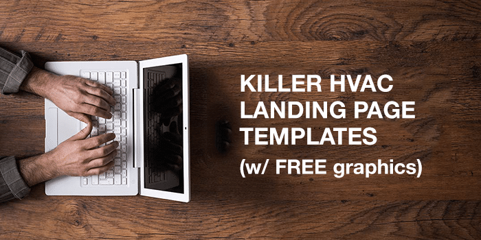 Land More HVAC Leads with a Killer Landing Page Design