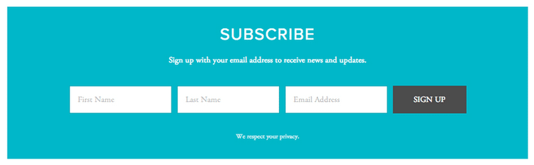 Law Firm Email Marketing Newsletter