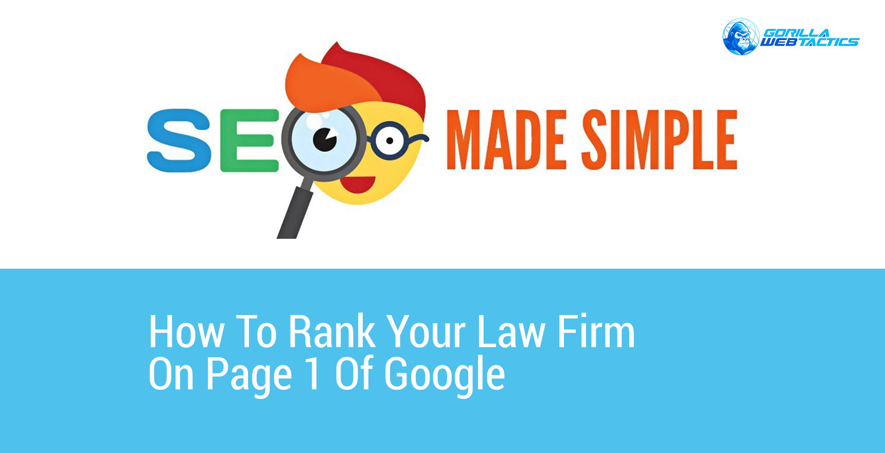 The 5 Fastest Ways to Get Your Law Firm to the 1st Page of Google
