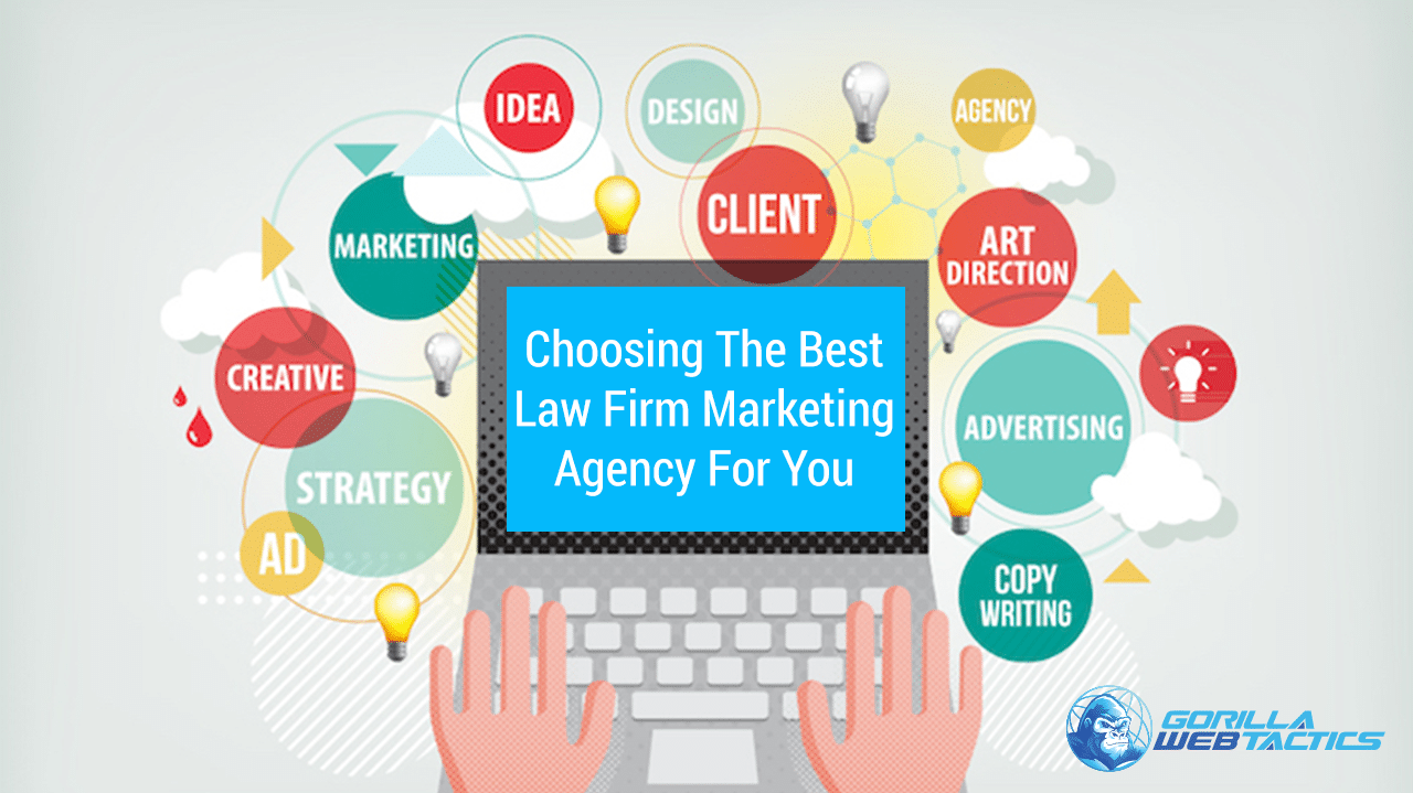 Law Firm Marketing Agency Choices