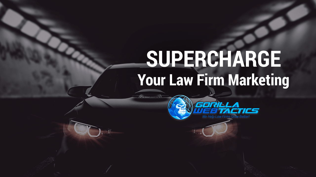 5 Ways to Supercharge Your Law Firm Marketing
