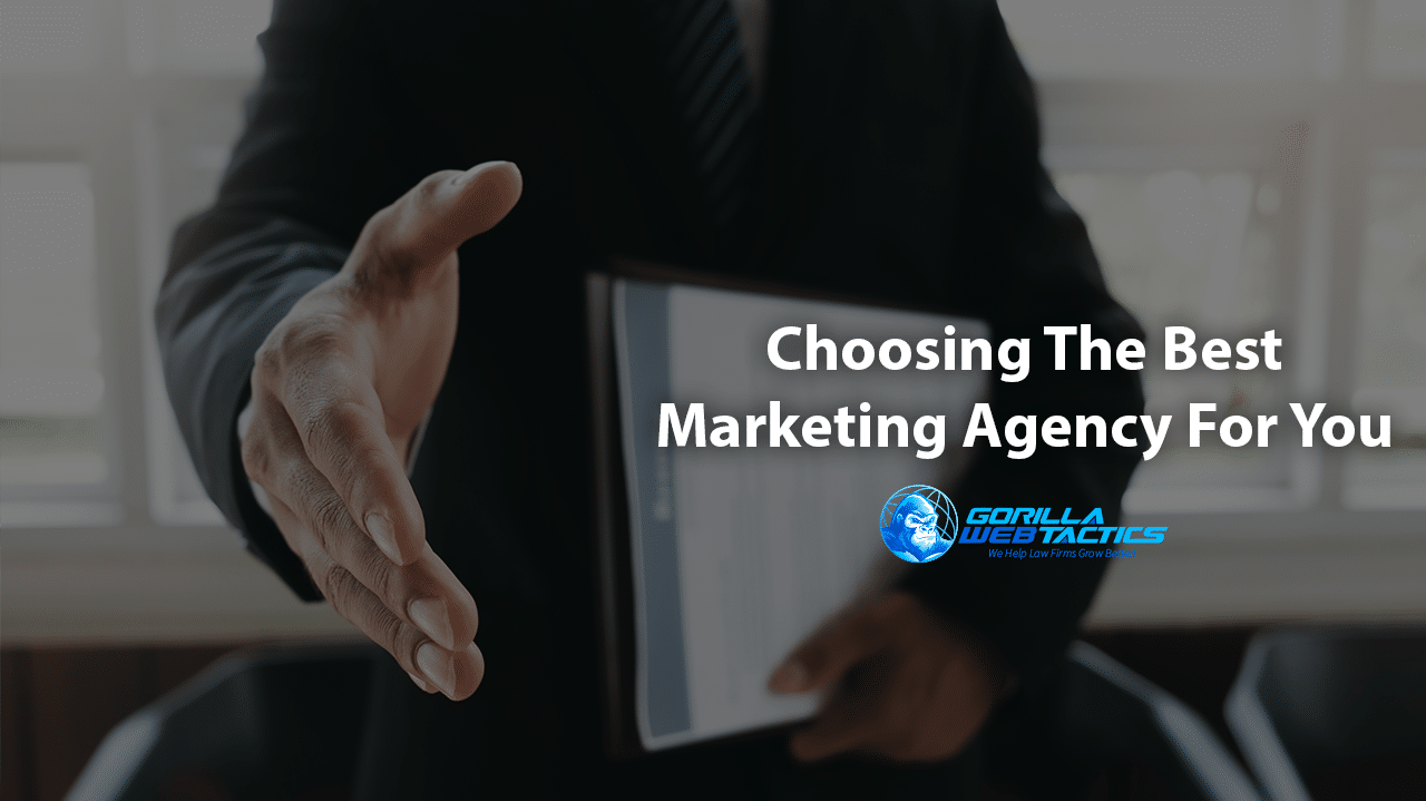 Best Marketing Agency for Law Firm