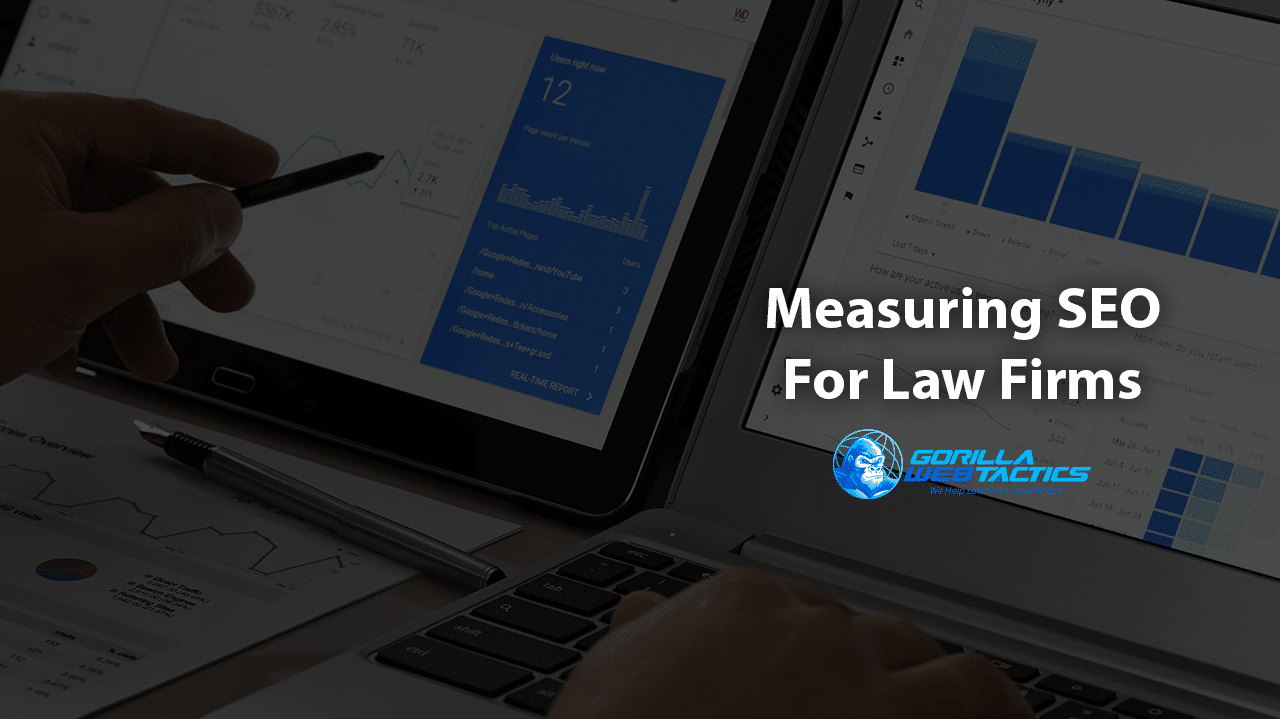 How to Measure Your Law Firm SEO Performance
