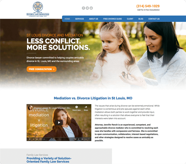 St Louis Divorce and Mediation