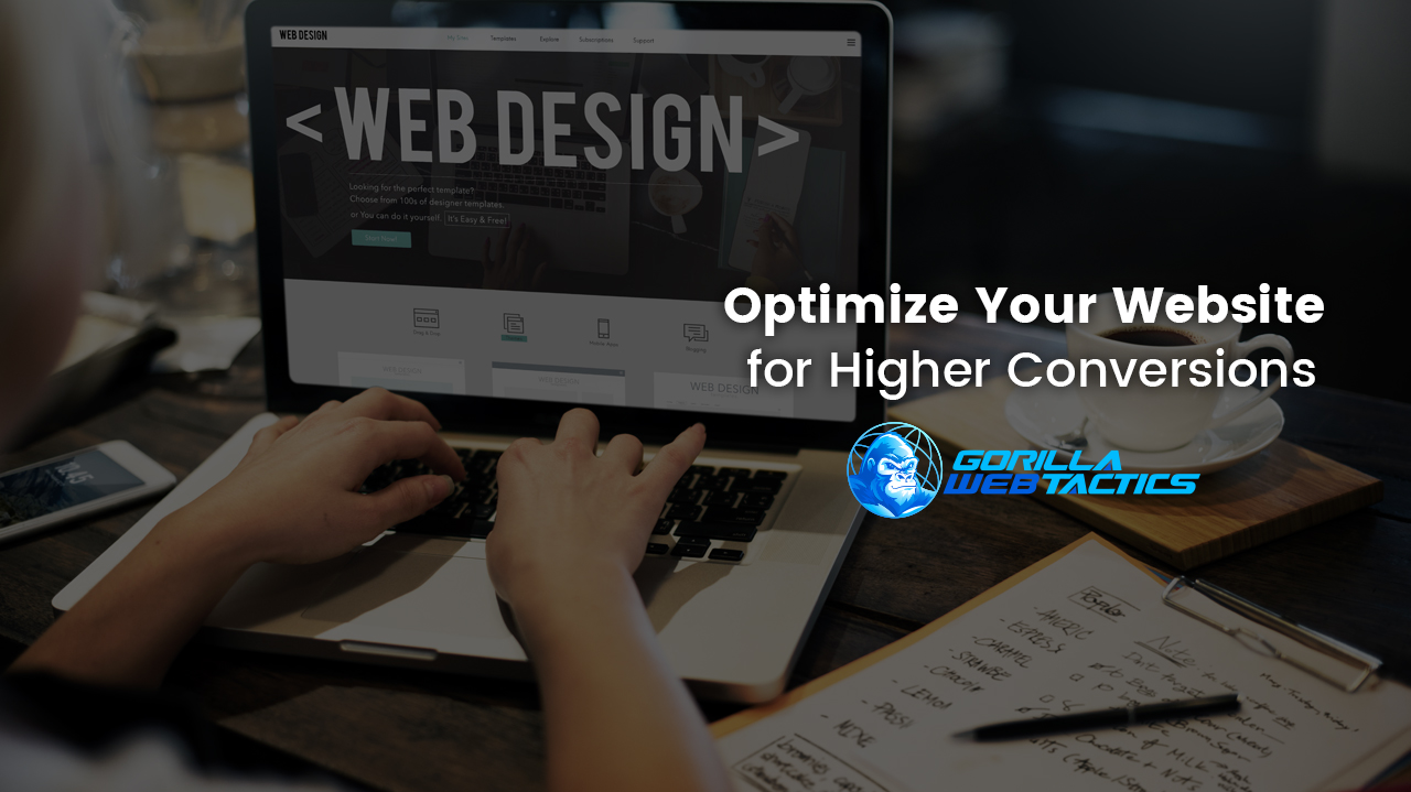How to Optimize Your Law Firm Website for Higher Conversions