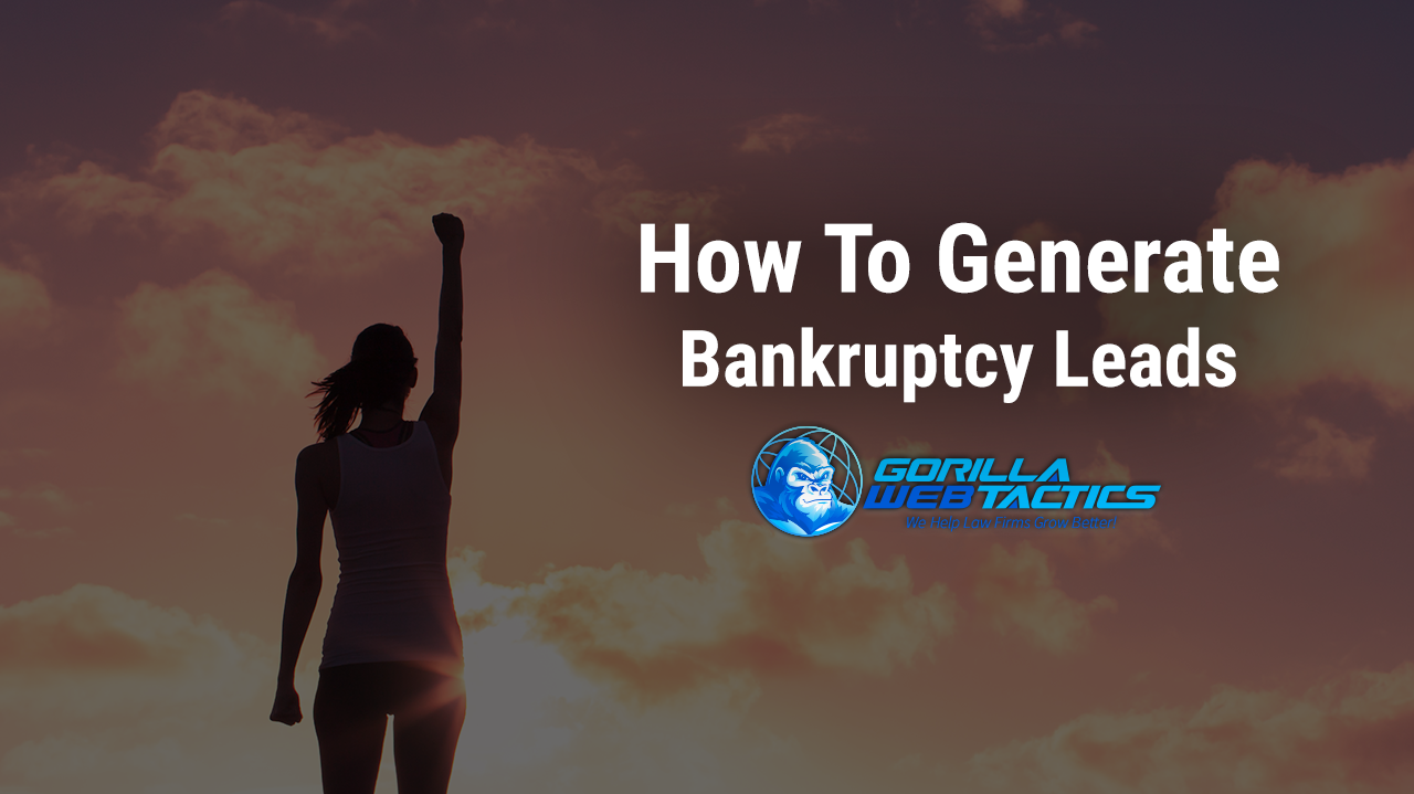 Happy Women Who Learned How To Generate Bankruptcy Leads